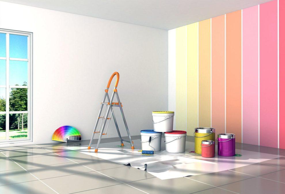 Bien choisir sa peinture intérieur